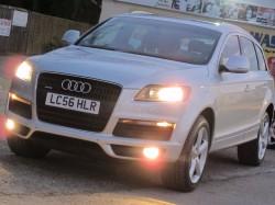 Audi Q7 Fsi Quattro S Line