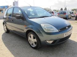 Ford Fiesta 16v Zetec