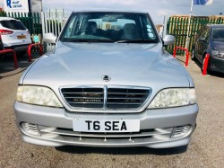 Ssangyong Musso Sports Utility 290 S