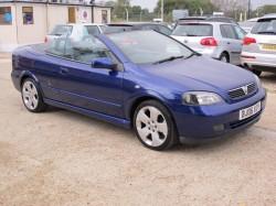 Vauxhall Astra Exclusiv 16v