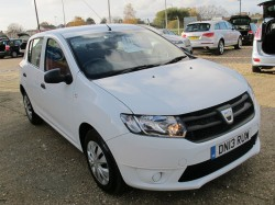 Dacia Sandero Ambiance Dci
