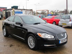 Jaguar Xf D Executive Edition